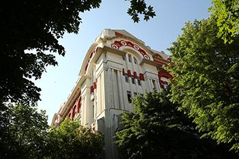 Building in Palmotićeva street